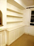 Strand-WC2 fitted under stairs storage
