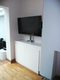 Bedroom  Shelves Installed/Fitted